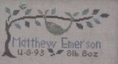 30 Ct Natural Brown Undyed Variegated Linen Cross Stitch Fabric Wichelt