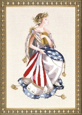 Lady Of The Flag Search Results Mirabilia Designs